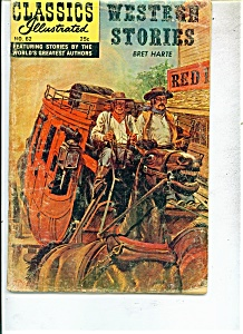 Western Stories By Bret Harte - # 62 - Issued 1968