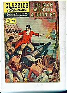The Man Without A Country - # 63 - Summer 1969