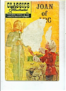 Joan Of Arc - # 78 - Winter 1969