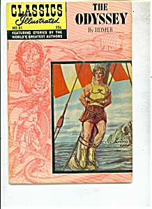 The Odyssey by Homer - # 81  Spring 1969 (Image1)
