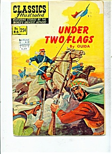 Under Two Flags by Ouida - # 86 - Summer 1969 (Image1)