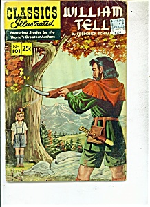 William Tell By Frederick Schiller - # 101 - Winter 196