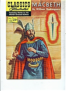 Macbeth By William Shakespeare # 128 -1970