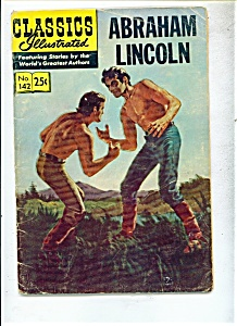 Abraham Lincoln -  # 142 - Autumn 1969 (Image1)