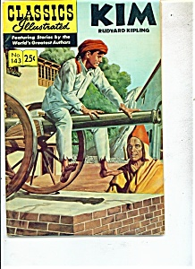 Kim By Rudyard Kipling - # 143 - Winter 1969