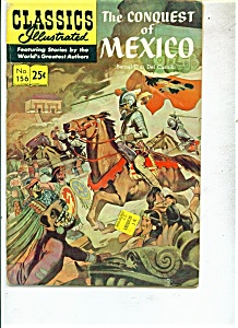 The Conquest of Mexico - # 156 - Spring 1970 (Image1)