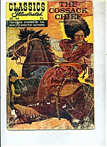 The Cossack Chief by Nikolai Gogol=# 164 Fall 1968 (Image1)