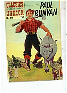 Paul Bunyan - # 519 - Autumn 1969