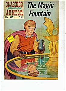 The Magic Fountain - # 533 - Issued 1968 (Image1)