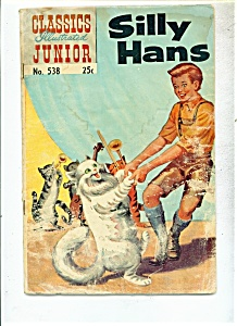 Silly Hans -  # 538 Issued 1968 (Image1)