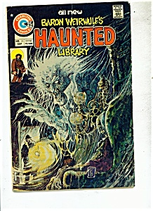Haunted Library comic -  # 23  September 1975 (Image1)
