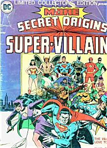 Secret Origins Super Villains =June/July 1976 (Image1)