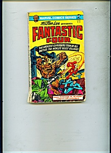 Pocket Book - Fantastic Four -  November 1977 (Image1)