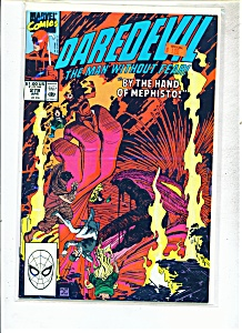 Daredevil comic -  # 279   April 1990 (Image1)