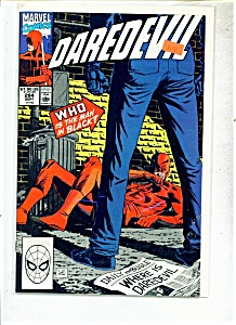 Daredevil Comics -0 # 284 September 1990