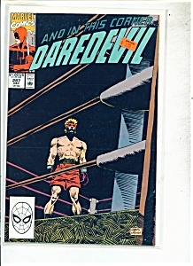 Daredevil Comics - # 287 December 1990