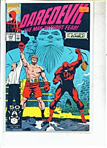 Daredevil comics -  # 289  February 1991 (Image1)