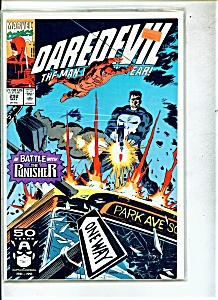Daredevil comics -  # 292   May 1991 (Image1)