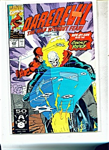 Daredevil comics -  # 295   August 1991 (Image1)