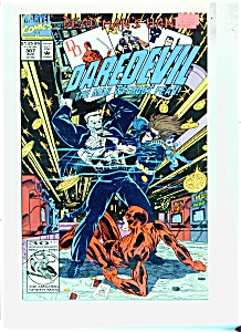 Daredevil comics -  # 307  August 1991 (Image1)