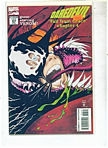Daredevil Comics - # 323 December 1993