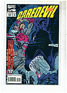 Daredevil Comics - # 333 October 1994