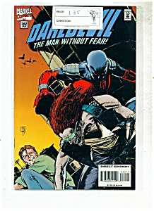 Daredevil comics -  - # 342 July 1995 (Image1)