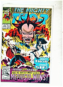 The Mighty Thor comic -  # 452  Early Nov. 1992 (Image1)