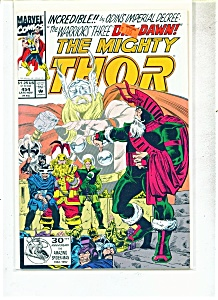 The Mighty Thor comic -  # 454 Late Nov. 1992 (Image1)