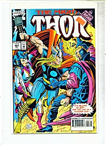 The Mighty Thor comic -  # 467  October 1993 (Image1)