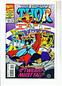 The Mighty Thor comic -  # 472 -  March1994 (Image1)