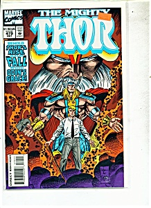 The Mighty Thor comic -  # 480  November 1994 (Image1)