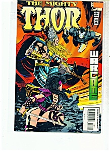 The Mighty Thor comic -  # 484  March 1995 (Image1)