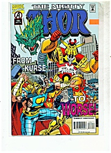 The Mighty Thor comic -  # 486  May 1995 (Image1)