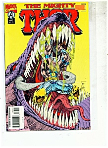 The Mighty Thor Comic - # 487 June 1995