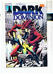 Dark Dominion comics -  # 1 - October 1993 (Image1)