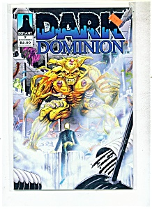 Dark Dominion comics -  # 2  November 1993 (Image1)