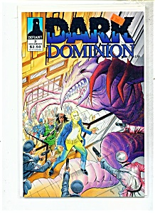 Dark Dominion comic -  # 3  December 1993 (Image1)