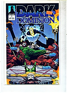 Dark Dominion comic -  # 4  January 1994 (Image1)