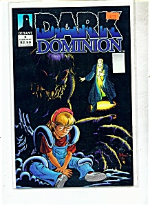 Dark Dominion comic -  # 5  February 1994 (Image1)