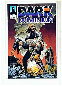 Dark Dominion comic -  # 8   May 1994 (Image1)