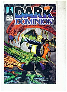 Dark Dominion comic  -  # 10  July 1994 (Image1)