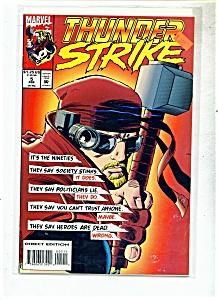 Thunder Strike Magazine -  # 5  Feb. 1994 (Image1)