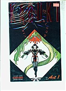 KABUKI comic -  July 1995  # 1 (Image1)