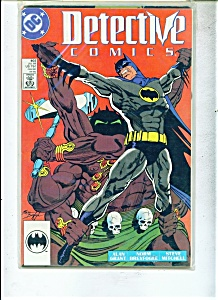 Detective comics -  # 602  July 1989 (Image1)