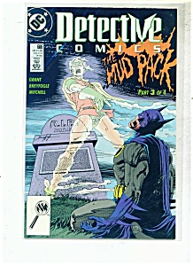 Detective Comics -  # 606    1989 (Image1)
