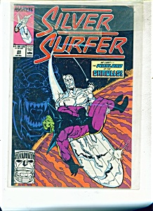 Silver Surfer comic - # 28   October 1989 (Image1)