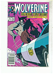 Wolverine Comic - # 12 Late September 1989