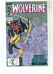 Wolverine Comic - # 16 Mid November 1989