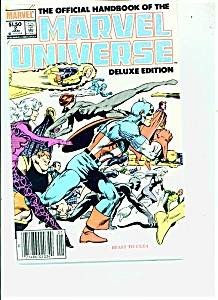 Marvel Universe  comic -  # 2  Jan. 1986 (Image1)